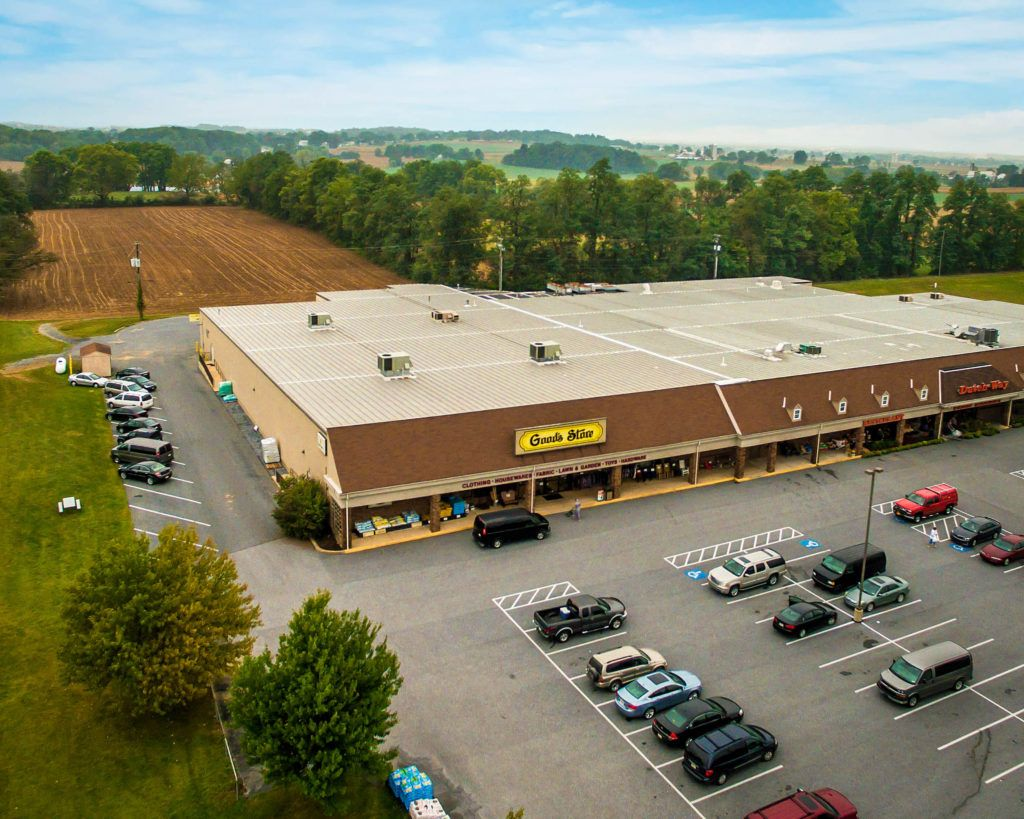 aerial video for business