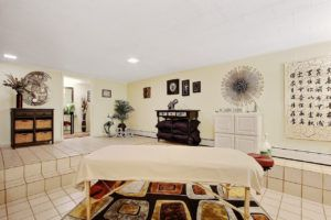 Professional photo of interior of spa - professional photography for salons
