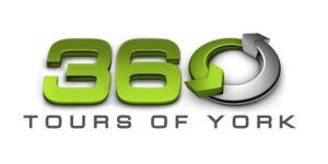 Logo for 360 Tours of York