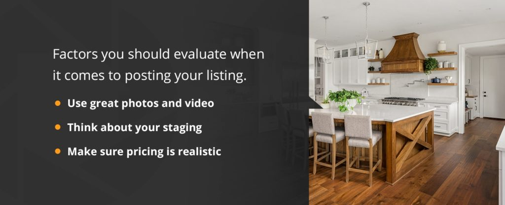 Evaluate Your Real Estate Listing