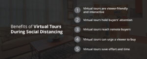 Benefits of Virtual Tours During Social Distancing