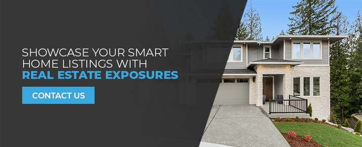 showcasse your smart home listings with Real Estate Exposures
